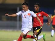 Bóng đá - Siêu phẩm đá phạt đẹp tựa Messi của U19 Việt Nam