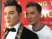 Ca nhạc - MTV - Mr. Đàm phải khỏa thân để làm tượng sáp cho show 12 tỷ
