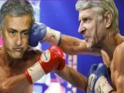 """Bóng đá - Mourinho từng muốn """"tung chưởng"""" vào mặt Wenger"""