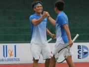 Thể thao - Vang dội: Hoàng Nam - Hoàng Thiên vào chung kết giải Futures VN