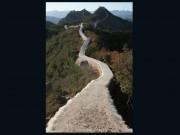 Thế giới - TQ: Vạn Lý Trường Thành được trải xi măng như... quốc lộ