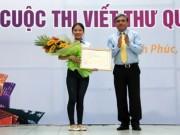 Giáo dục - du học - Việt Nam giành giải nhất thi viết thư quốc tế UPU