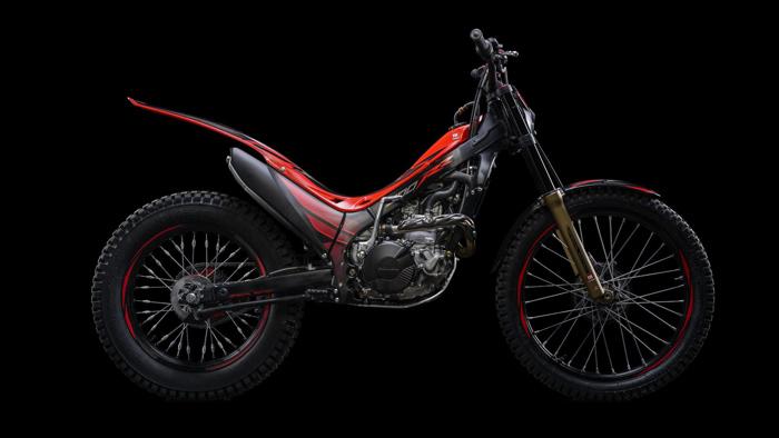 Honda tung hai mẫu xe cào cào Montesa Cota mới