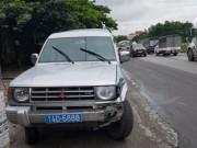 Tin tức trong ngày - Quảng Ninh: Xe biển xanh đâm chết người qua đường