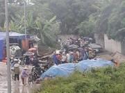 Tin tức trong ngày - Tướng Hồ Sỹ Tiến tới hiện trường vụ thảm án Quảng Ninh