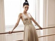 Thời trang - Kendall hóa vũ công ba lê kiêu kỳ trên Vogue