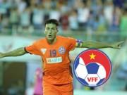 Bóng đá - ĐT Việt Nam: Vẫn đóng cửa với cầu thủ nhập tịch