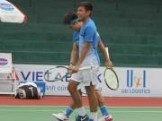 Thể thao - Tuyệt đỉnh: Hoàng Nam - Hoàng Thiên vô địch Men's Futures VN
