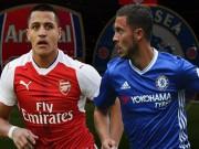 Bóng đá - TRỰC TIẾP Arsenal - Chelsea: Thư hùng London