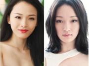 Phim - Ngỡ ngàng vì Hoa hậu Phương Nga giống hệt Châu Tấn