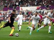 Bóng đá - Chi tiết Swansea - Man City: Chủ nhà sụp đổ (KT)