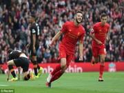 Bóng đá - Liverpool – Hull City: Coutinho lại có tuyệt phẩm