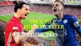 Chi tiết MU - Leicester City: Không có màn ngược dòng (KT)