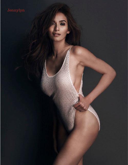 Vẻ đẹp nóng bỏng của mỹ nhân sexy thứ nhì Philippines