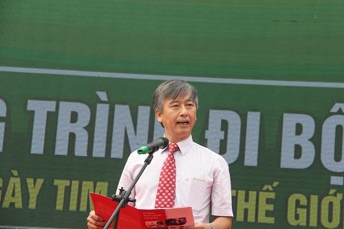 """""""Sống vì trái tim chiến binh"""" – giảm nguy cơ trẻ hóa bệnh lí tim mạch tại Việt Nam - ảnh 4"""