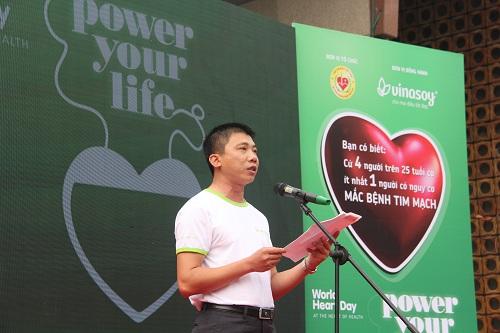 """""""Sống vì trái tim chiến binh"""" – giảm nguy cơ trẻ hóa bệnh lí tim mạch tại Việt Nam - ảnh 5"""