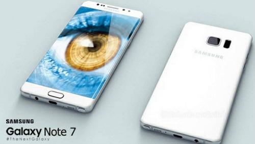 Máy quét mống mắt sẽ thành tiêu chuẩn chung của smartphone - 1