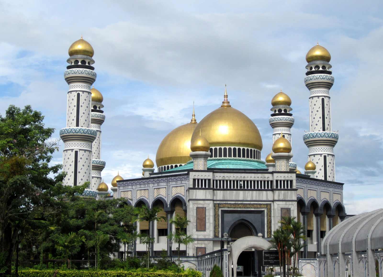 8 sự thật gây choáng về đất nước Brunei - 2