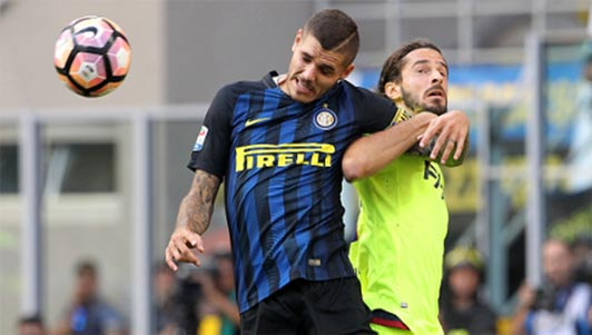 Inter Milan - Bologna: Pha hỏng ăn phút 90+5