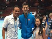 Thể thao - Djokovic tặng quà đặc biệt cho tiền đạo Milan