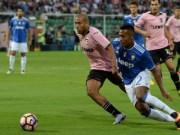 Bóng đá - Palermo - Juventus: May mắn đồng hành