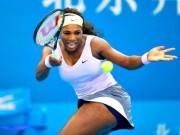 Thể thao - Tin thể thao HOT 25/9: Serena bỏ liền 2 giải ở Trung Quốc