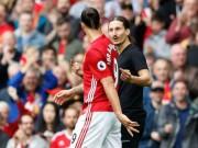 """Bóng đá - MU: Ibra """"giả mạo"""" khiến sân Old Trafford vui hết cỡ"""