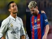 """Bóng đá - Ronaldo - Messi cùng """"mất tích"""": Ngày thời thế xoay vần"""