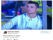 Bóng đá - Tin HOT tối 25/9: Ronaldo được mẹ an ủi trên mạng xã hội