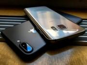 Dế sắp ra lò - So sánh chi tiết ảnh chụp từ iPhone 7 và Galaxy S7