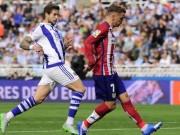 Bóng đá - Atletico Madrid - Deportivo: Thẻ đỏ & người hùng