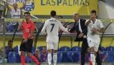 Bị thay giữa chừng, Ronaldo không thèm nhìn Zidane