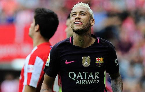 """Không Messi, Neymar """"nhả đạn"""" xuất sắc hơn ở Barca"""