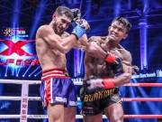 """Thể thao - Nóng: """"Hoàng tử Muay Thái"""" đả bại nhà vô địch Pháp"""
