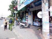 An ninh Xã hội - Truy sát trên phố như phim, một thanh niên trọng thương