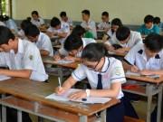 Giáo dục - du học - Vẫn quyết thi trắc nghiệm toán?