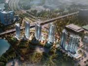 Tin Tài chính - Nhà đất - BĐS - Tân Hoàng Minh, Vingroup, Techcombank hợp tác triển khai dự án D'.Capitale