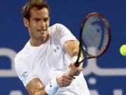 """Thể thao - Tin thể thao HOT 26/9: Murray """"đặt gạch"""" ở Abu Dhabi"""