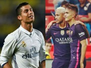 Bóng đá - Tiêu điểm vòng 6 Liga: Kỳ trăng mật của Zidane đã hết