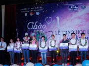 Giáo dục - du học - Thủ khoa Đại học Y Hà Nội nhận học bổng từ Nhất Nhất