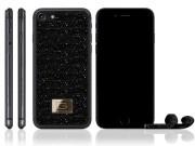 """Thời trang Hi-tech - iPhone 7 đính 1.450 viên kim cương đen giá siêu """"khủng"""""""