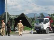 An ninh Xã hội - Chốt chặn mọi cửa ngõ Quảng Ninh để truy bắt kẻ thủ ác