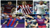 """Vượt Messi - Ronaldo, Suarez là """"vua ghi bàn 2016"""""""