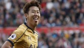 Ngôi sao châu Á tỏa sáng top 5 bàn đẹp nhất V6 NHA