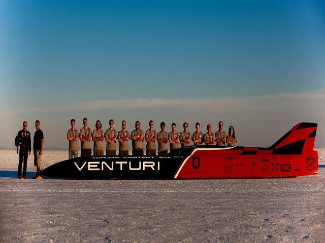 Siêu xe điện VBB-3 là chiếc EV nhanh nhất trên thế giới
