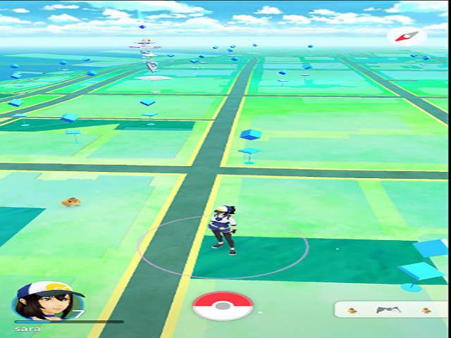 Pokemon GO cập nhật với tính năng vị trí mới, khắc phục nhiều lỗi