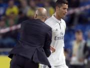 """Bóng đá - Real Madrid: """"Triệu chứng lạ"""" của Ronaldo"""
