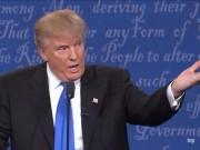 """Thế giới - Ông Trump nói dối """"khỏe hơn"""" bà Clinton"""