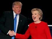 """Thế giới - """"Soi"""" điểm chính trong màn đấu khẩu giữa Trump-Clinton"""