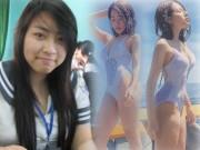 Làm đẹp - Hot girl phòng gym khiến vạn người mê nhờ giảm 27kg